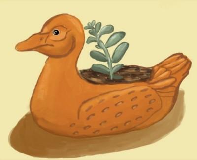 Plants Are Life!!    Queen_UniQuinn   Digital Drawing   PENUP