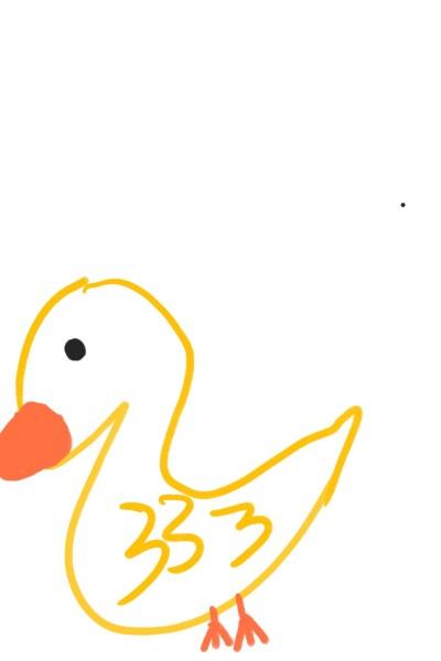 오리   lala21   Digital Drawing   PENUP