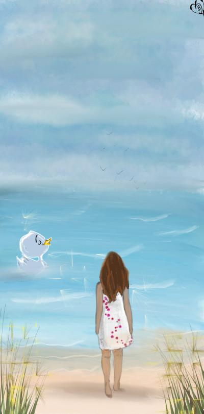 sea | deenky | Digital Drawing | PENUP