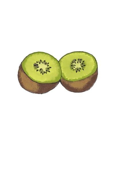 Kiwi | Mantequilla0509 | Digital Drawing | PENUP