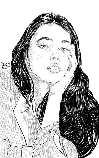 Alisa  | jericojhones | Digital Drawing | PENUP