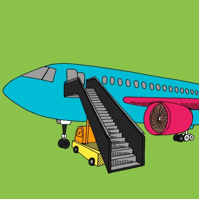 time to take off | Coolpup5765 | Digital Drawing | PENUP