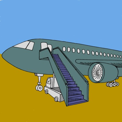 Самолёт. Aircraft... | Alexs | Digital Drawing | PENUP
