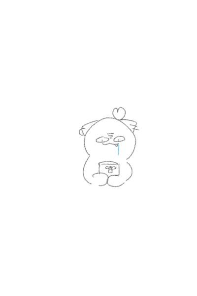 내가 고양인데 밥이 내가 젤조아하는 참치여써 | RuYen_ | Digital Drawing | PENUP