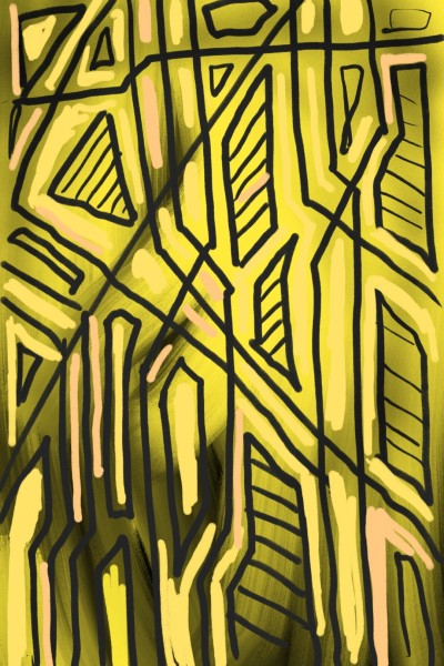 yellow  | Amirflash | Digital Drawing | PENUP