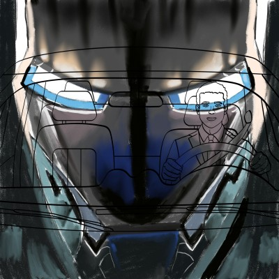 War Machine  | J-O-C | Digital Drawing | PENUP