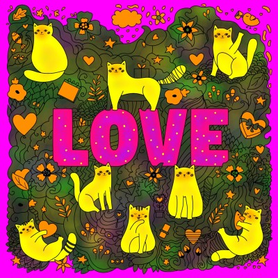 love   Klimtin   Digital Drawing   PENUP