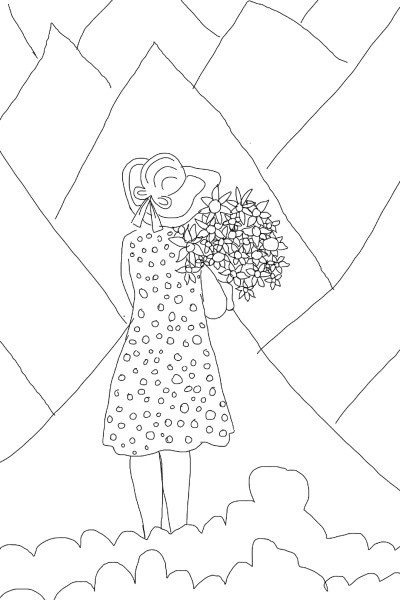 collaboration 11 | srijani | Digital Drawing | PENUP