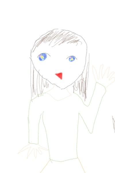 The girl2   yeonhee0904   Digital Drawing   PENUP