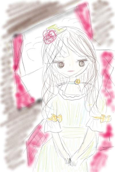 고향을 떠나는 여인 | Berry_13 | Digital Drawing | PENUP