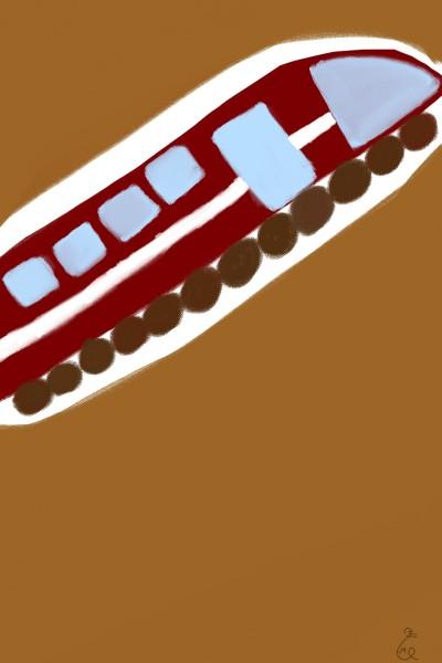 train   Marina_Dorri   Digital Drawing   PENUP