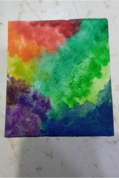 water color mix    srijani   Digital Drawing   PENUP