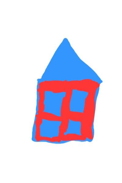 خانه قشنگ | smhmahdavi93 | Digital Drawing | PENUP