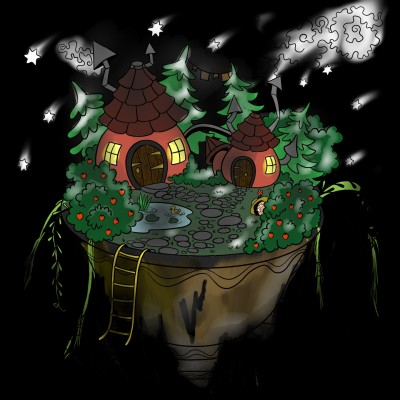 Christmas Island | Dragon_Halfling | Digital Drawing | PENUP