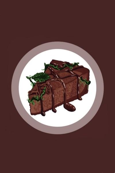 美味的巧克力蛋糕~(ノ◕ヮ◕)ノ*.✧ | Li_Jie | Digital Drawing | PENUP