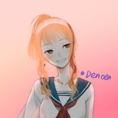 jenny님 팬아트♥ [설참] | DenDen | Digital Drawing | PENUP
