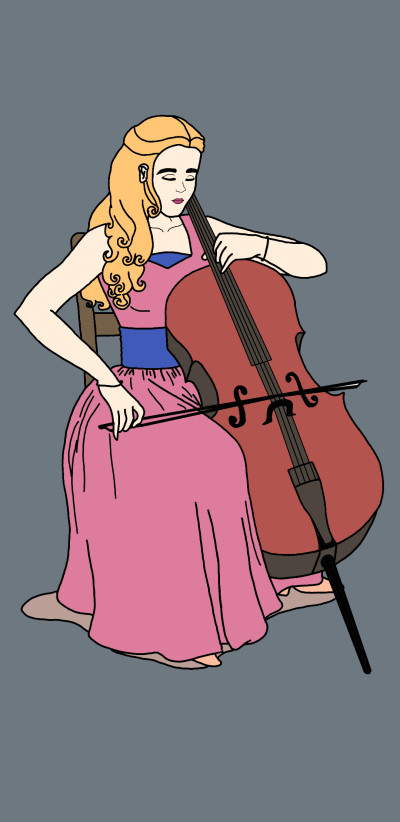 Let's Draw Instrument | Syed_Deen | Digital Drawing | PENUP