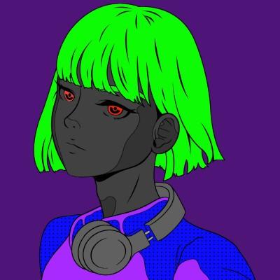 Ann-Droid v1.2   cptpebkac   Digital Drawing   PENUP