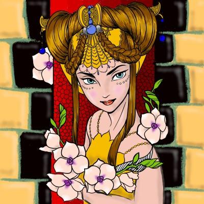 princess  | OmrGhabban | Digital Drawing | PENUP