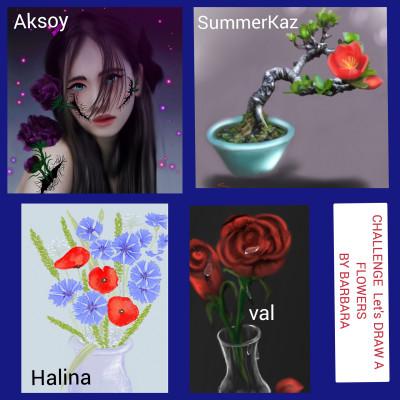 Thank you girls ♡ | aksoy | Digital Drawing | PENUP
