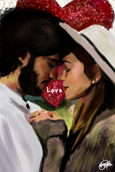 ❤️Love❤️ | IREM.Aksoy | Digital Drawing | PENUP