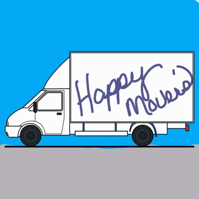 Happy Mover's | Boomer | Digital Drawing | PENUP