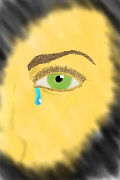 StareTear | gotpatience23 | Digital Drawing | PENUP