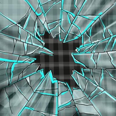 BROKEN GLASS | ramdan1111 | Digital Drawing | PENUP