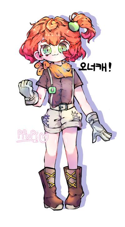 오너캐! | PPuPi | Digital Drawing | PENUP