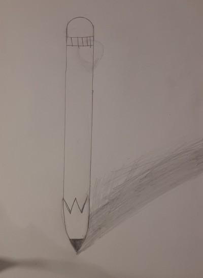 pencil  | -salmonella- | Digital Drawing | PENUP