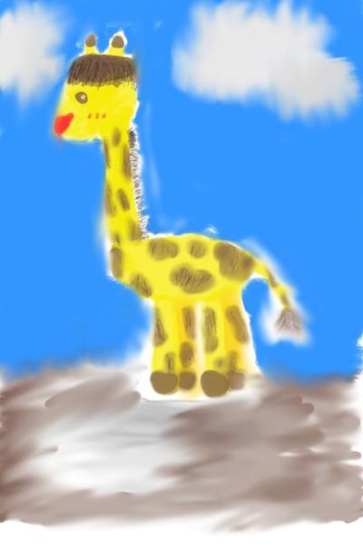 I'm the giraffe | ssgm | Digital Drawing | PENUP