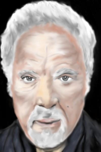 Tom Jones | Mark349 | Digital Drawing | PENUP