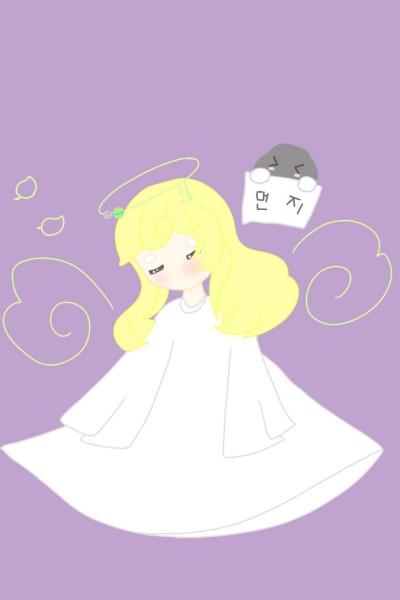 영혼을 갈아넣음 | mun_gi | Digital Drawing | PENUP