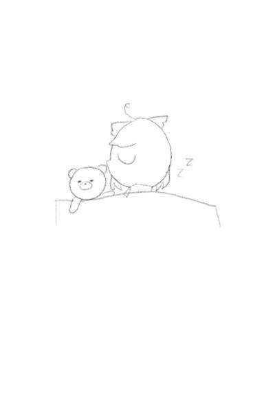 흠냐 | Not_Minha | Digital Drawing | PENUP