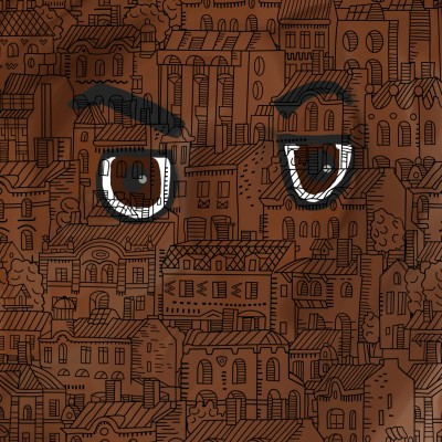 eyes in the city | Eloise | Digital Drawing | PENUP