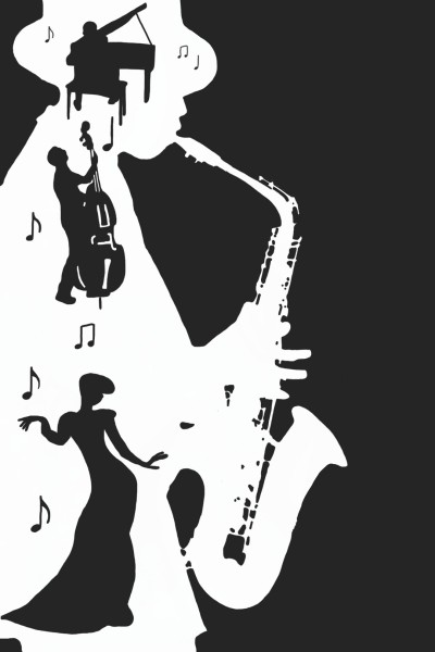 Jazz Band | MissyJ | Digital Drawing | PENUP