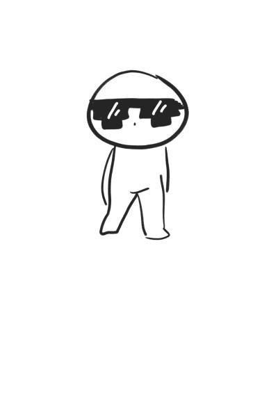 Character Digital Drawing | SonicSpeeds | PENUP