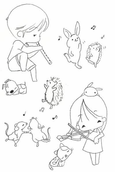 Animal Concert   MissyJ   Digital Drawing   PENUP