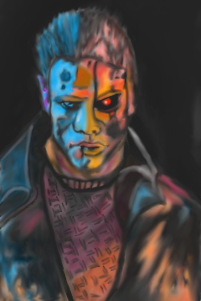 The Terminator | Mark349 | Digital Drawing | PENUP