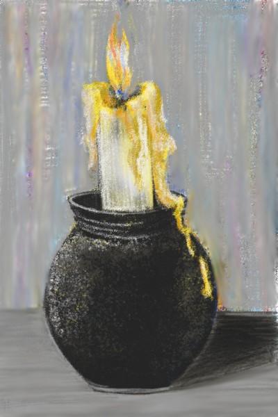 candle   lena   Digital Drawing   PENUP