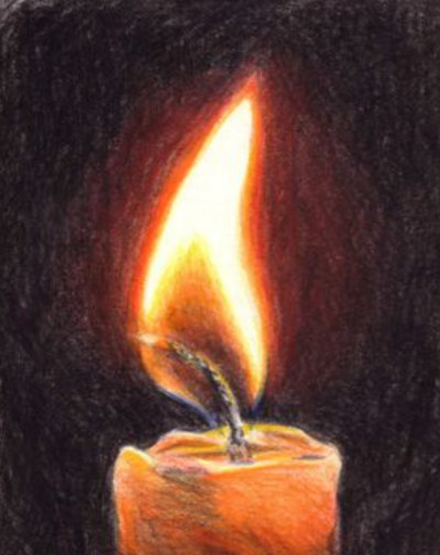 Candle | Starmoon | Digital Drawing | PENUP