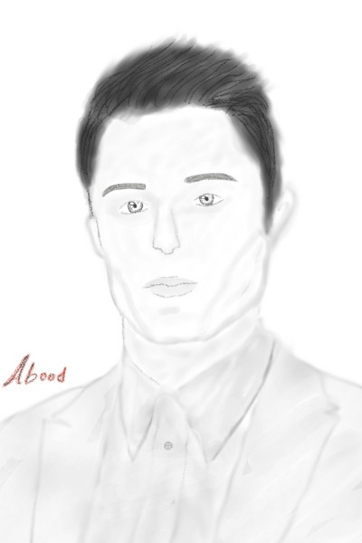 and the special guest is Zac Efron!!!! | MK-Abood1 | Digital Drawing | PENUP