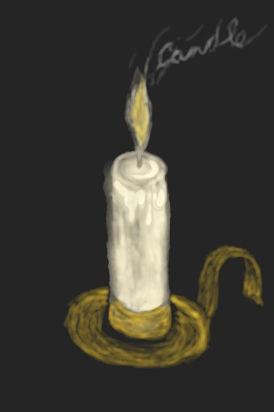 candle | PNB | Digital Drawing | PENUP