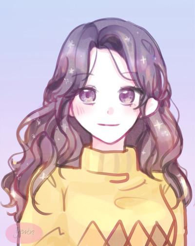 에밀리님 리퀘스트 | Yewon | Digital Drawing | PENUP