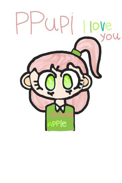 뿌삐님 팬앝♡ | ppupipan | Digital Drawing | PENUP