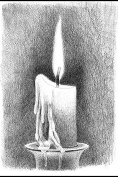 candle | Adi_Arts | Digital Drawing | PENUP