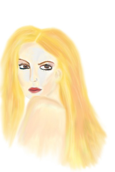 A Free Woman | Annessa | Digital Drawing | PENUP