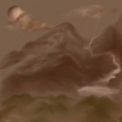 study in brown | nimbull | Digital Drawing | PENUP