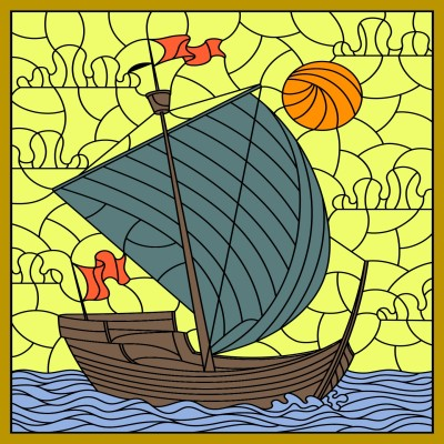 Ship... | Alexs | Digital Drawing | PENUP