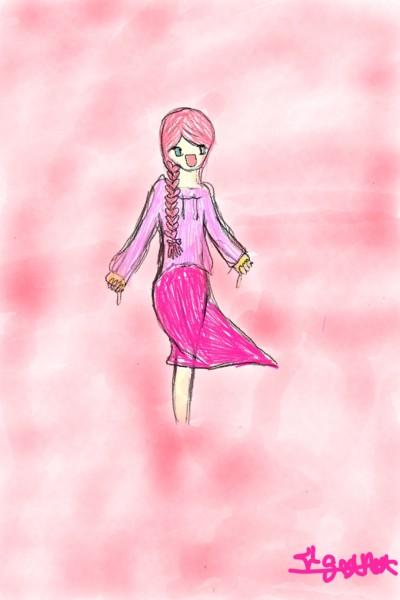 Fashion Digital Drawing | sanahojabri | PENUP